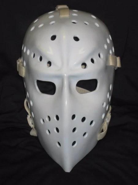 Goalie Mask Jacques Plante Toronto Maple Leafs