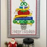 Holiday Sewing Tree Pattern Amy Bradley Designs