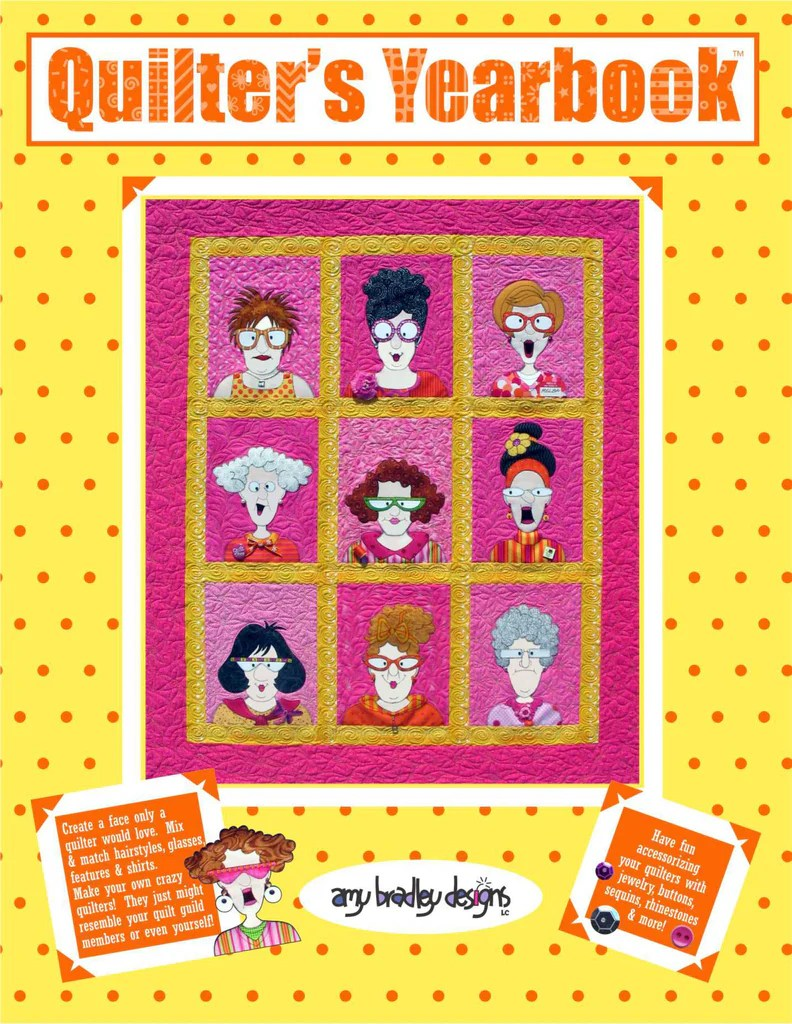 quilters yearbook download pattern