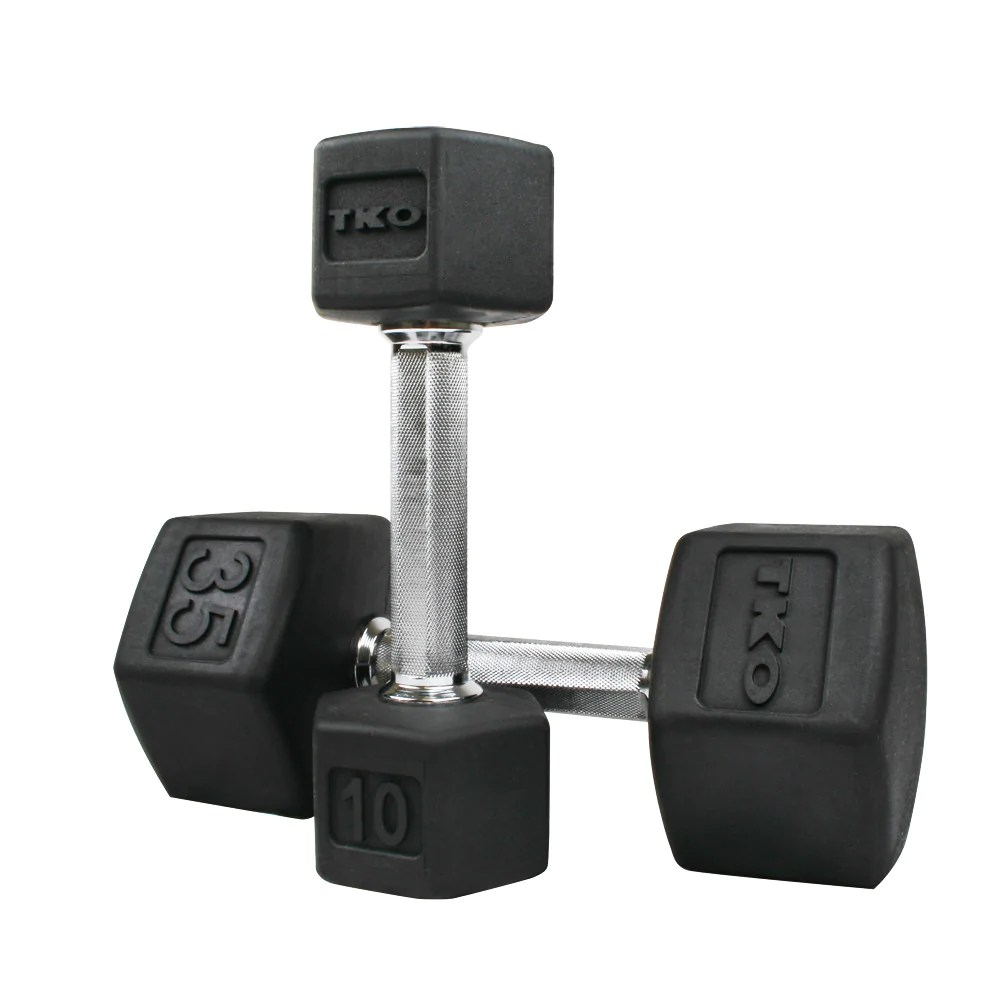 Tri Grip Hex Dumbbell Tko Strength & Performance