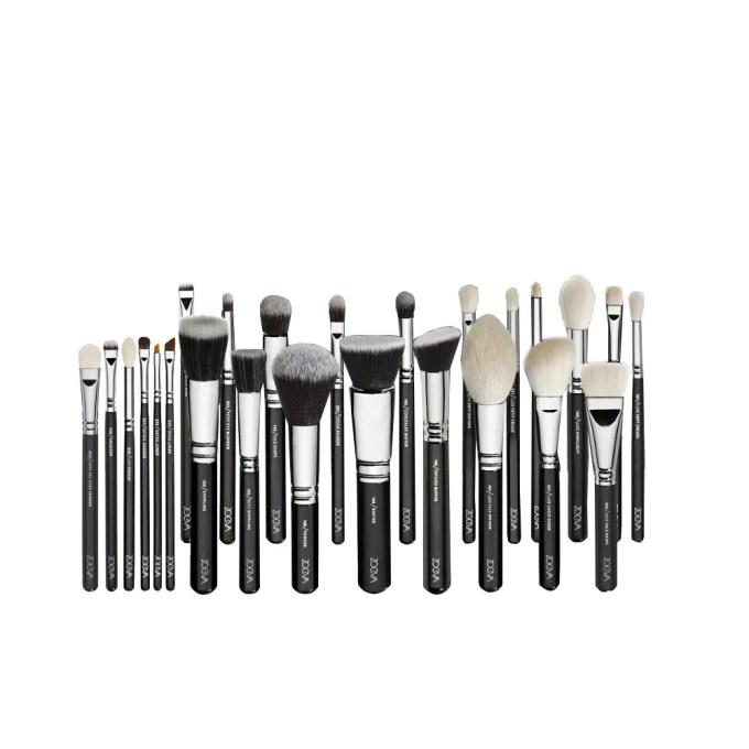 Makeup Artist Zoe Bag Professional Brush Set | Hairsjdi org