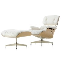 Eames Tall Lounge Chair and Ottoman by Herman Miller