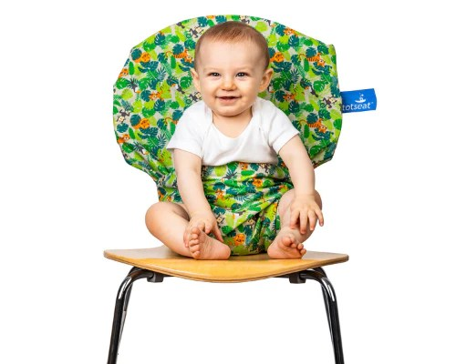 Portable High Chair Award Winning Chair Harness Original
