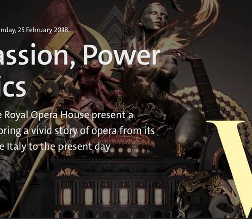 Image result for opera power passion and politics