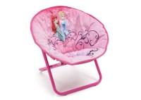 Princess Saucer Chair   delta children eu pim