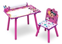 Minnie Mouse Activity Desk with Paper Roll | delta ...