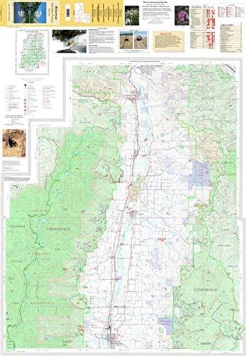 Beaverhead Deerlodge National Forest Map : beaverhead, deerlodge, national, forest, U.S.F.S., Beaverhead-Deerlodge, National, Forest, (North), World, MORE!