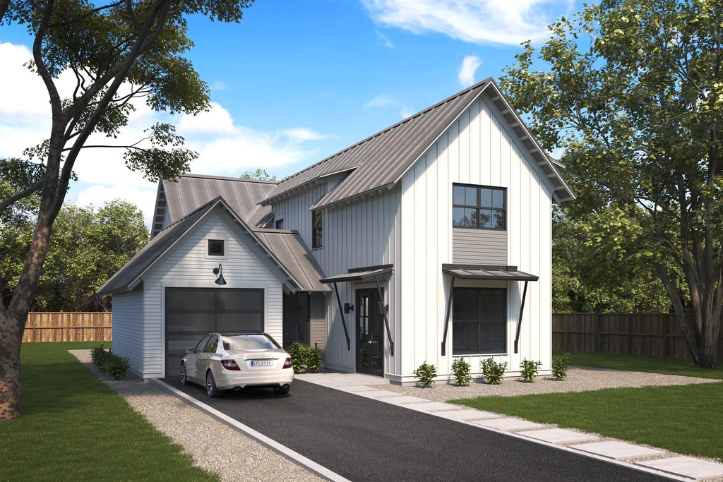 What Is Modern Farmhouse Design? And How To Get The Look
