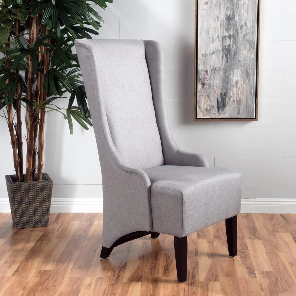 Wingback Dining Room Chairs Trandeau Wingback Dining Chair In Many Colors