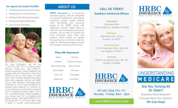 Understanding Medicare Brochure HRBC Marketing Store