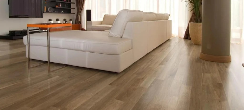 living room tiles floor atlanta wood floors v effect which is easier to keep looking new in stylish with white couch