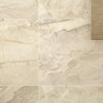 Porcelain Kitchen Tiles With An Opulent Cream Marble Effect Tile Devil