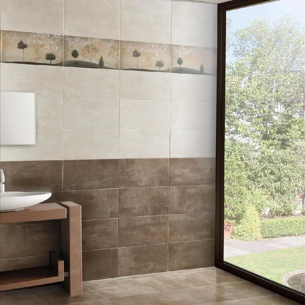 Bathroom Wall Tiles In Stunning Spanish Ceramic Tile Devil
