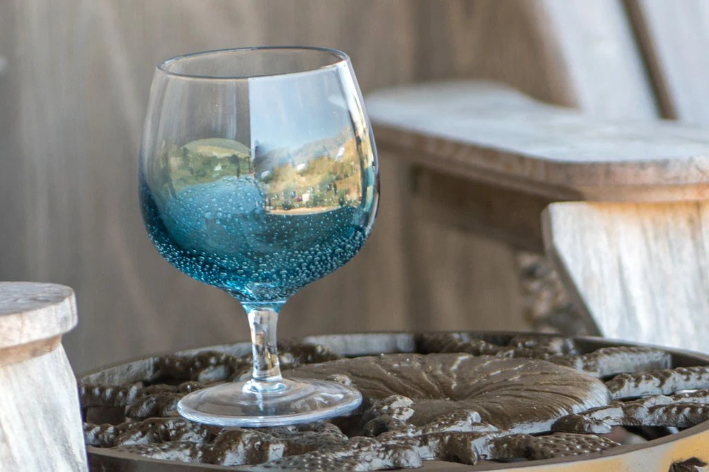 Deep Sea Snifter Glass Set Of 6 Viridian Bay