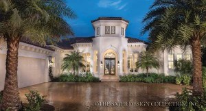Mediterranean House Plans Tuscan Home Plans Sater Design
