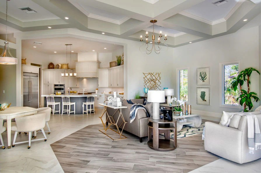 5 Advantages To An Open Floor Plan Sater Design Collection