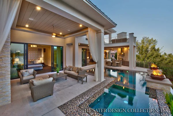 Is that a Porch Solana Loggia  Sater Design Collection