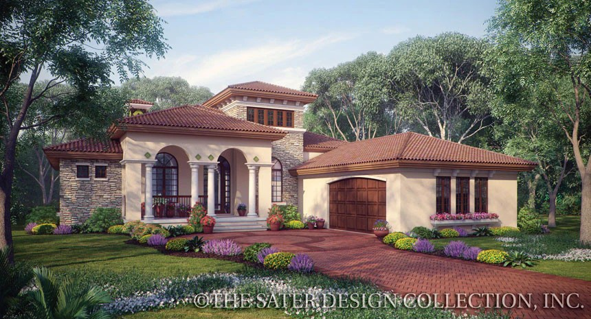 Plan Of The Week: One Story House Plans