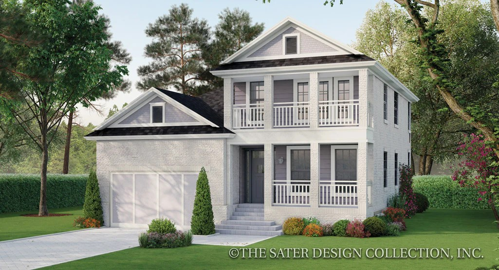 Craftsman House Plans By Sater Design Collection