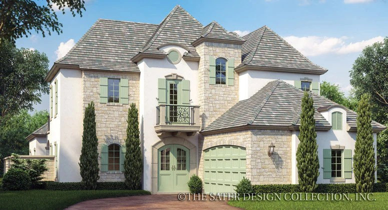 Home Plans with InLawGuest Suites  Sater Design Collection