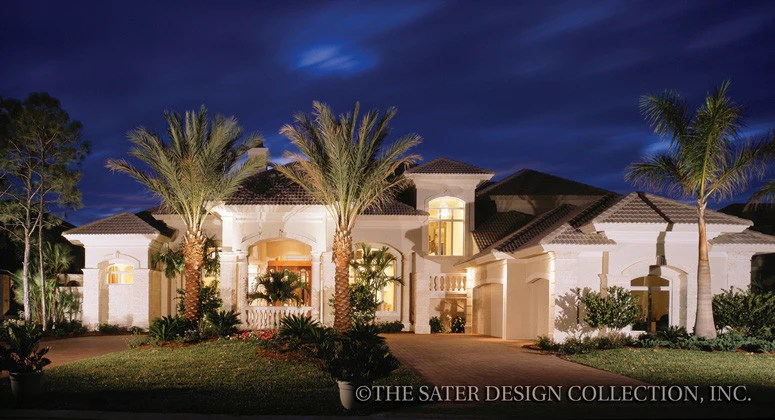 House Plan Sterling Oaks | Sater Design Collection