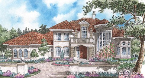 Luxury House Plans Luxury Home Plans & Designs Sater Design