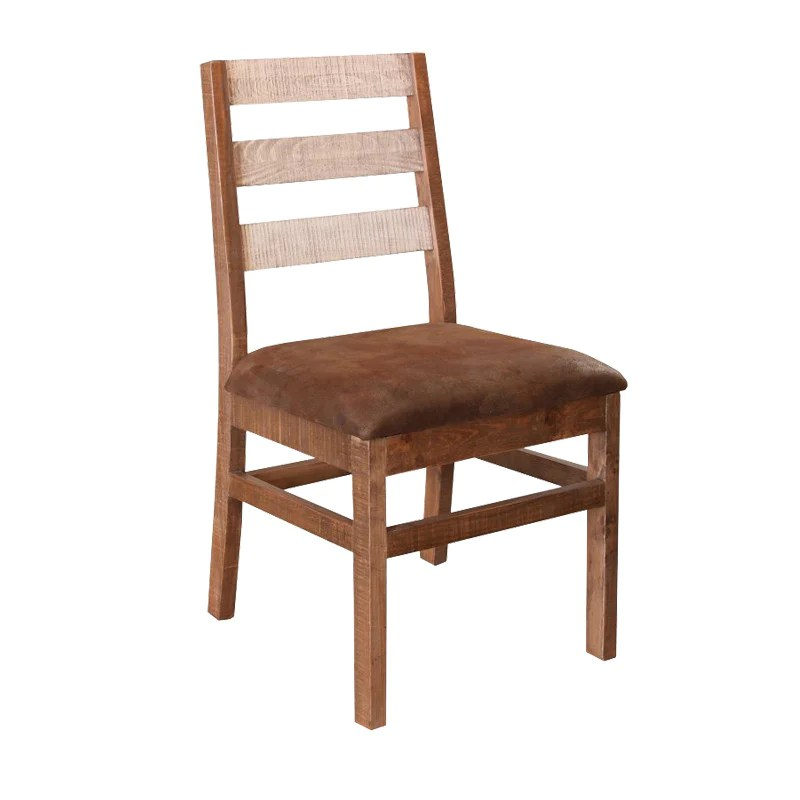 ladder back dining chairs the posture chair ifd 965chair w antique white collection solid wood