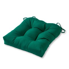 Sunbrella Outdoor Chair Cushions Your Zone Flip Instructions 19 Quot Square Seat Cushion