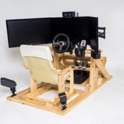 Racing Simulator Chair Plans Best For Sciatica Nerve Pain Open Sim Rigs 2x4 Rig