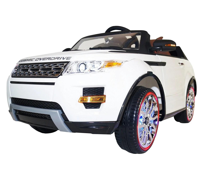 Range Rover Style Premium Ride Electric Toy Car