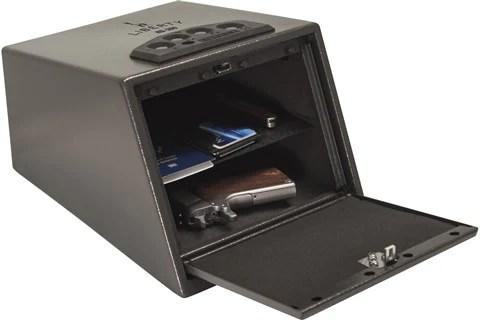 Liberty HD 300 Quick Vault Handgun Amp Pistol Safe Safe