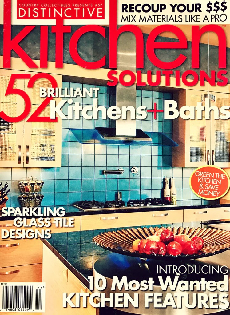 kitchen magazine building islands distinctive barbara ballinger