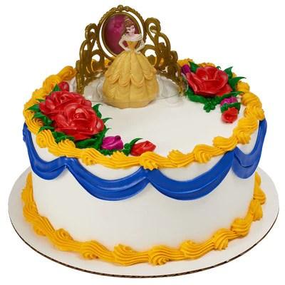 Disney Princess Belle Cake Rashmis Bakery