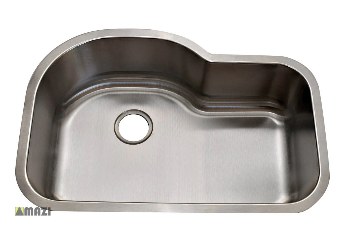 ss kitchen sinks unassembled cabinets stainless steel sink 339 mazi inc
