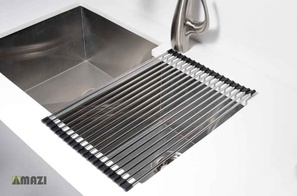 sink grid flexible
