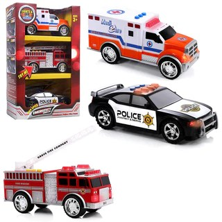 top right toys emergency