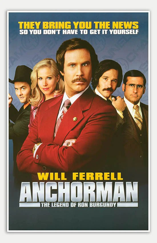 anchorman the legend of