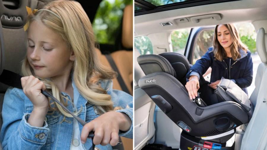 Nuna EXEC vs. Nuna RAVA Car Seat Comparison