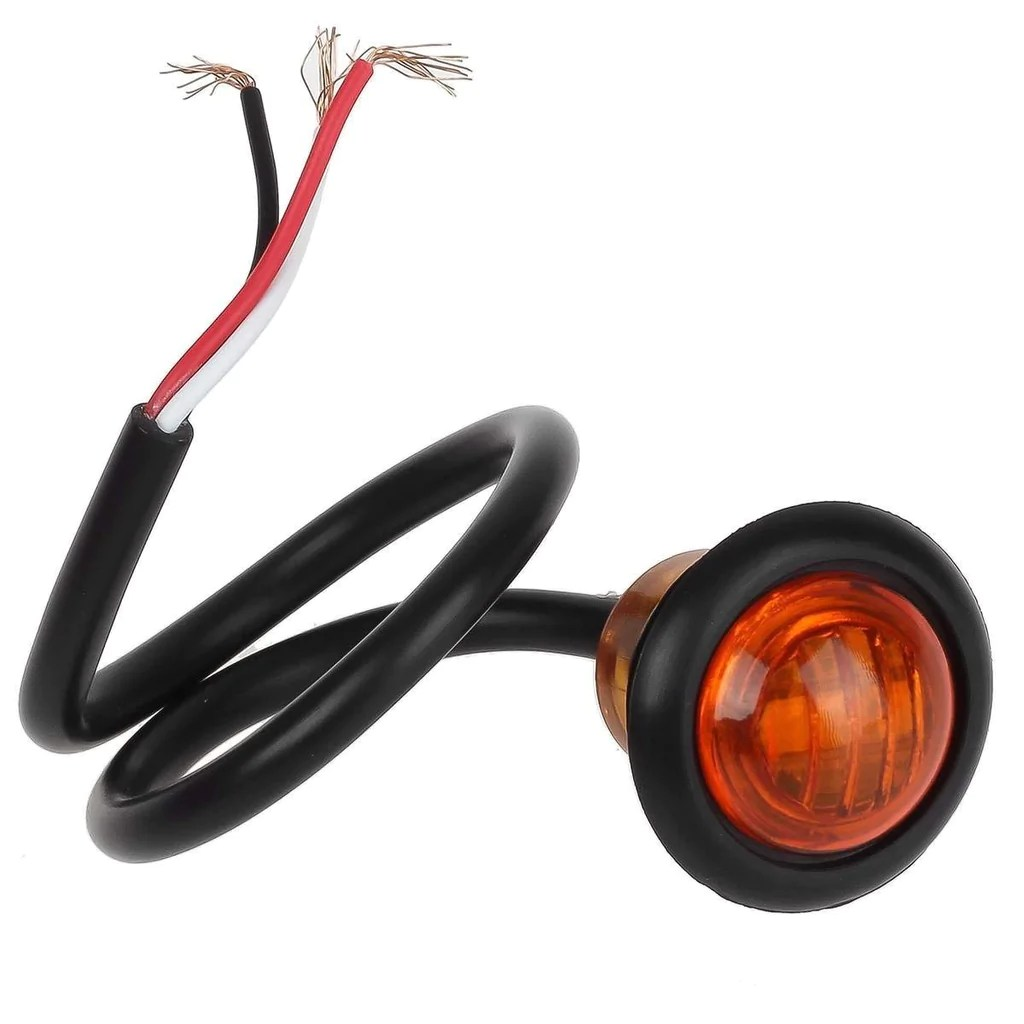 hight resolution of 3 4 led marker lamp br 3 wire