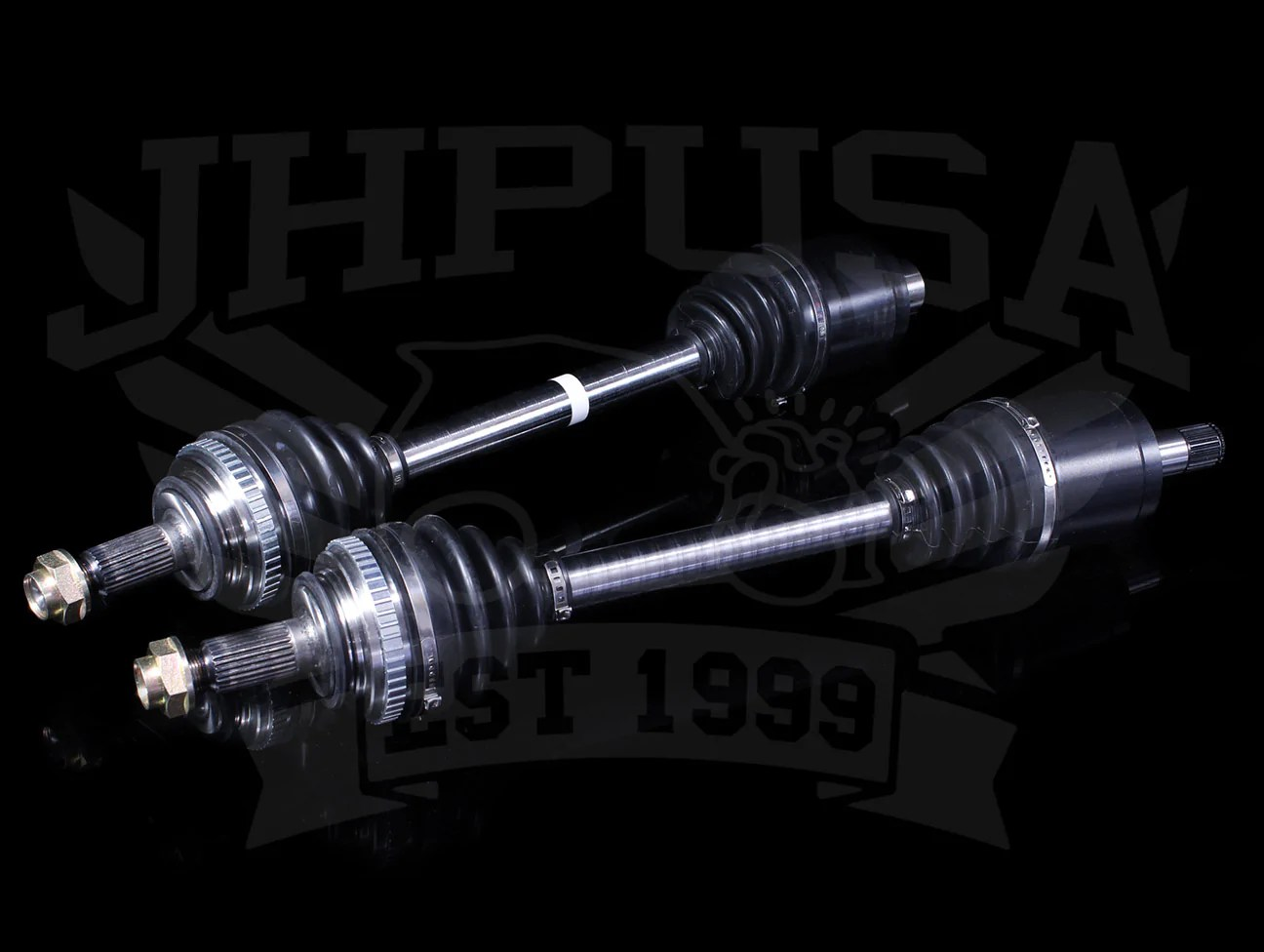 hight resolution of hasport chromoly axles 84 87 civic crx 86 89 integra w b series cable hydro trans