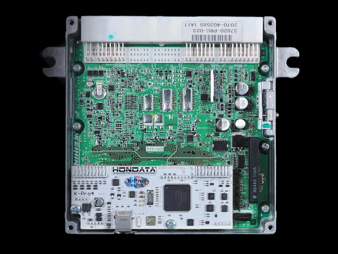 medium resolution of  hondata k pro with ecu
