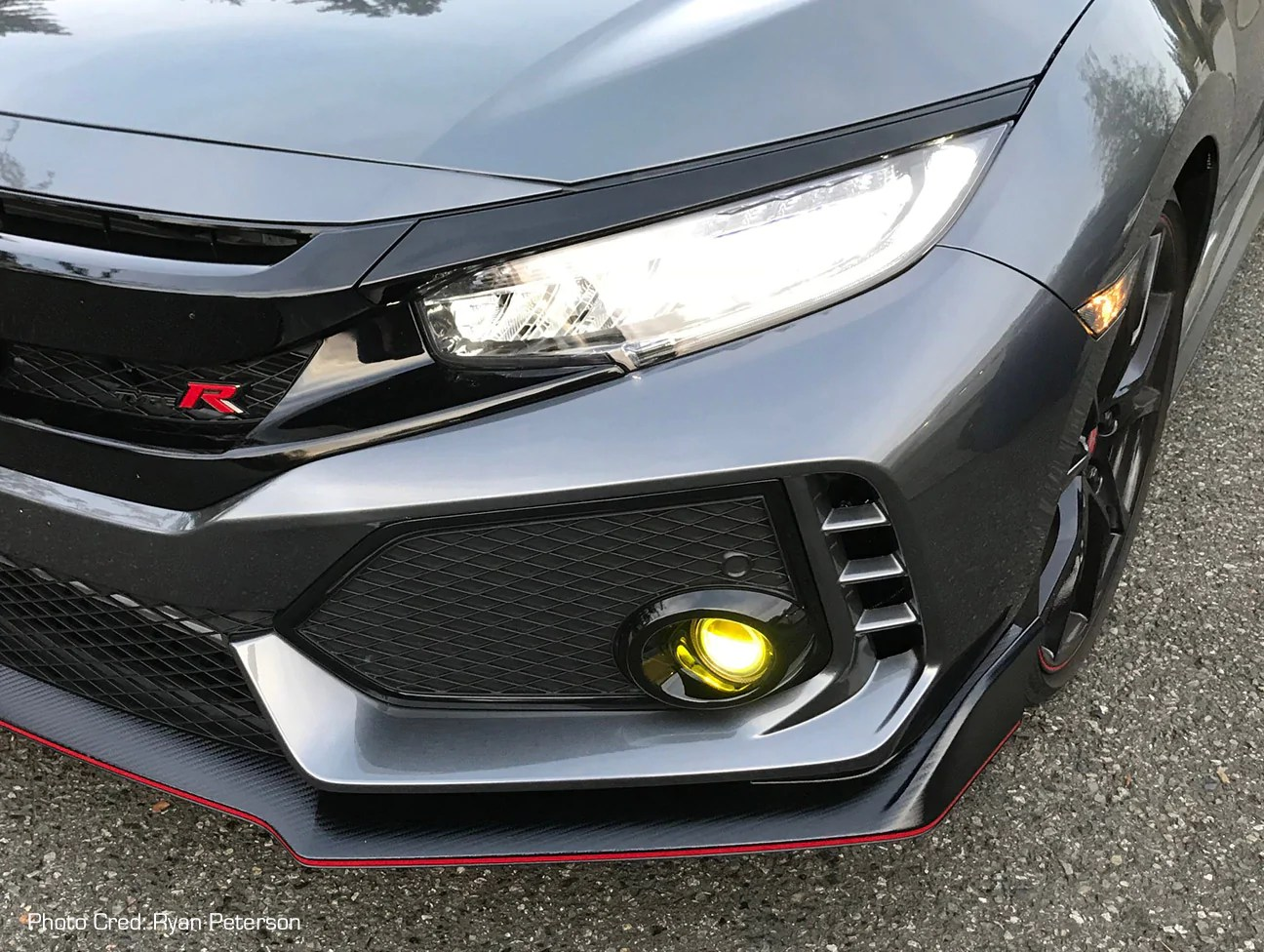 small resolution of  honda led fog light wire harness 2016 civic 2017 civic type