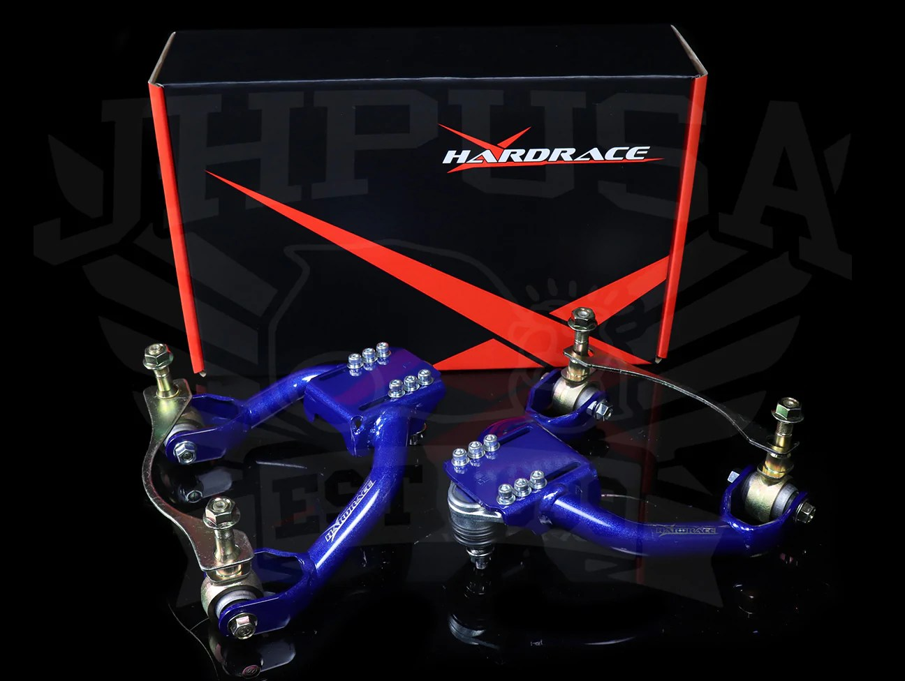 hight resolution of hardrace front camber kit 88 91 ef civic crx