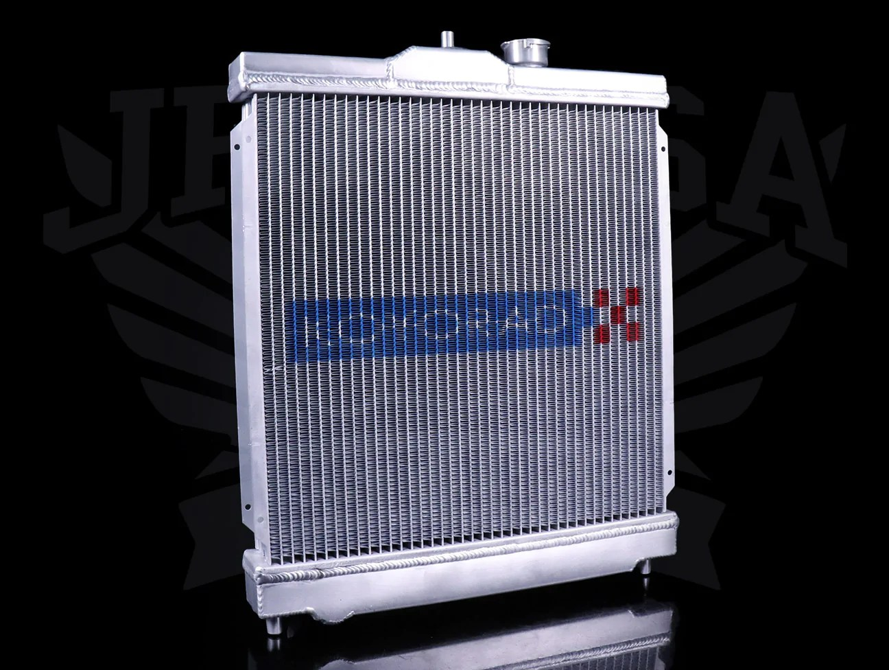 hight resolution of koyo aluminum radiator 92 00 civic b d series