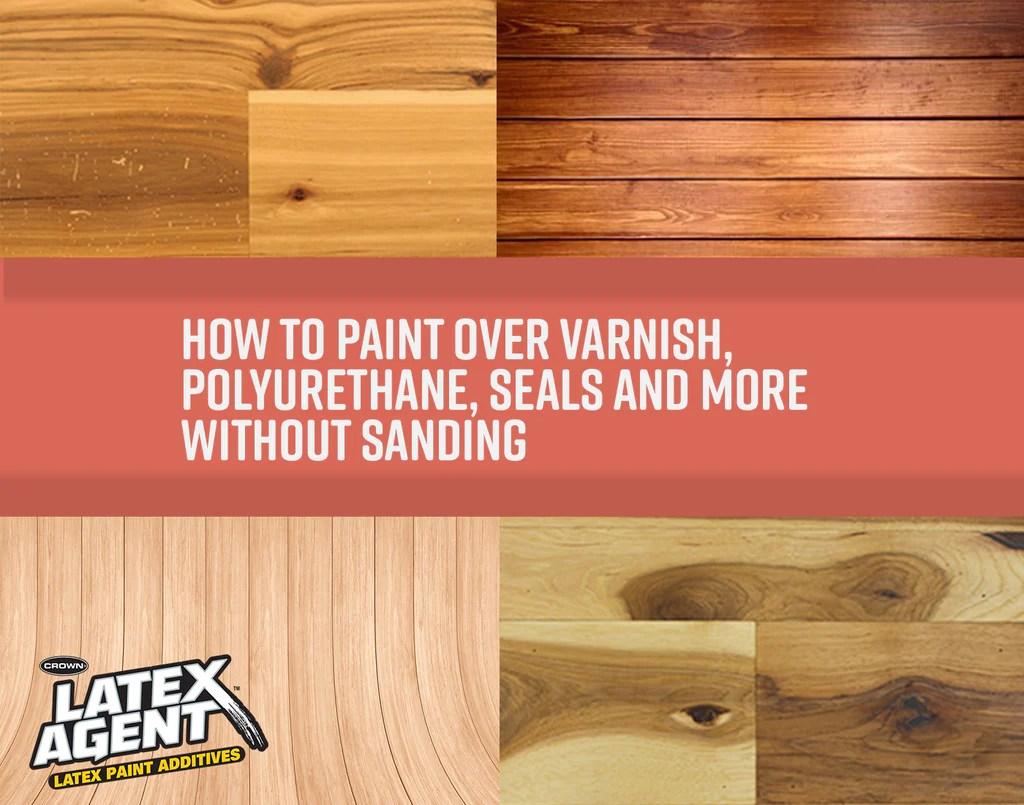 Oil Based Primer Under Latex Paint