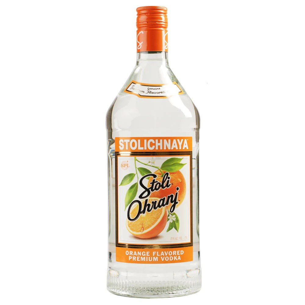 Stolichnaya Vodka Ohrahj 1.75L – White Horse Wine and Spirits