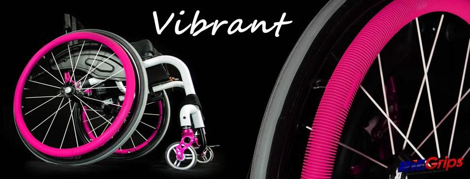 wheelchair grips cheap folding beach chairs ribgrips handrim push rim com slide 6 alt jpg