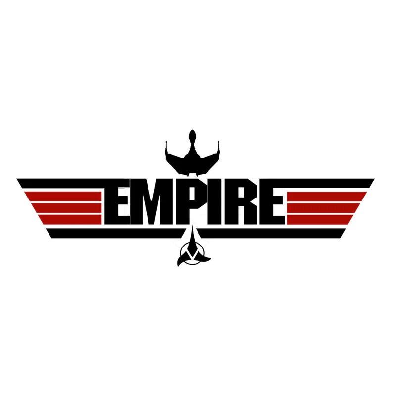 empire top gun logo