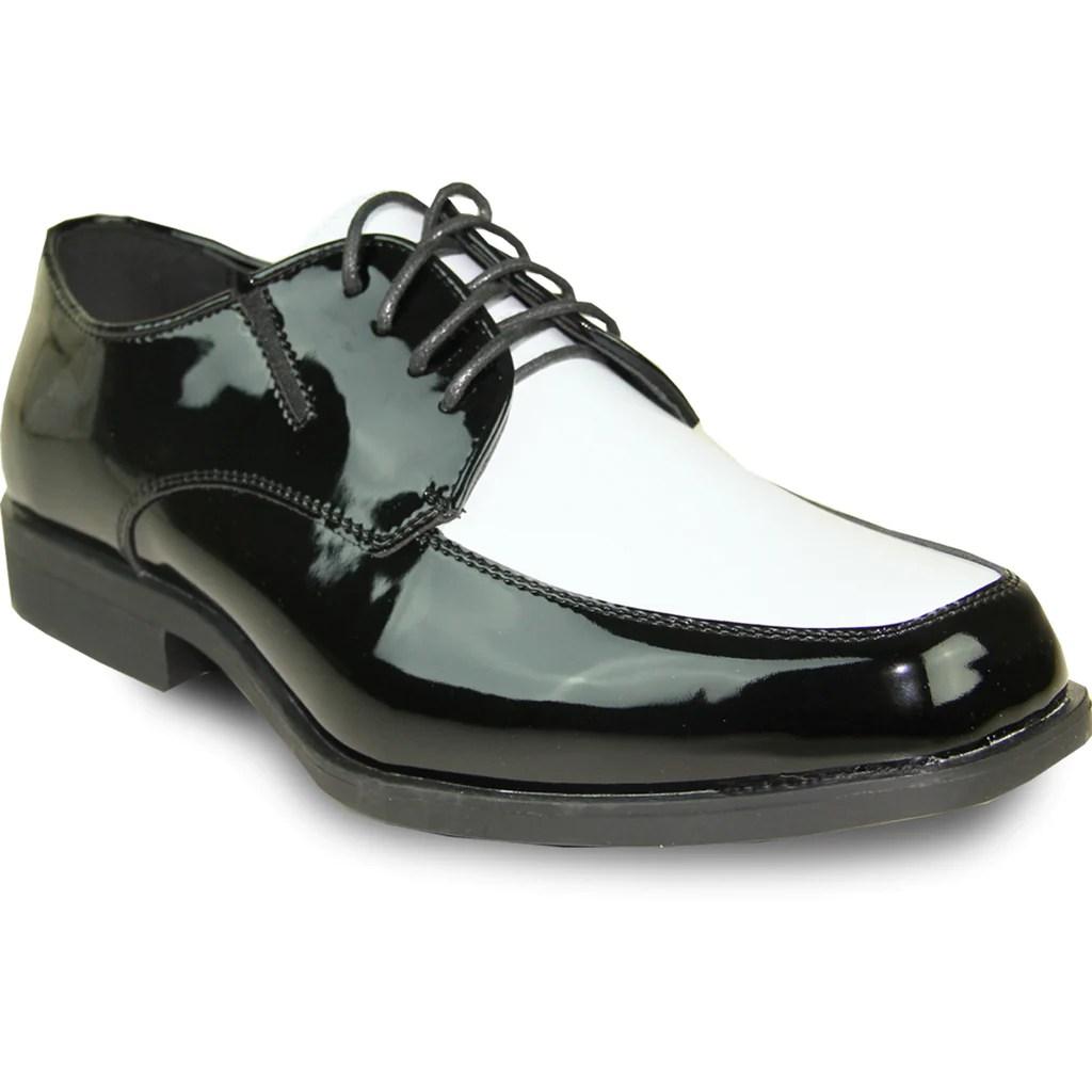 Vangelo Men Dress Shoe Tux-7 Oxford Formal Tuxedo Prom