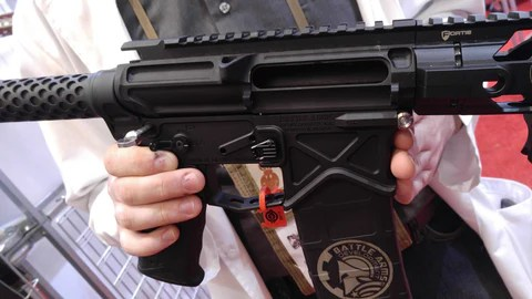 Battle Arms Development California Rifle Takedown System